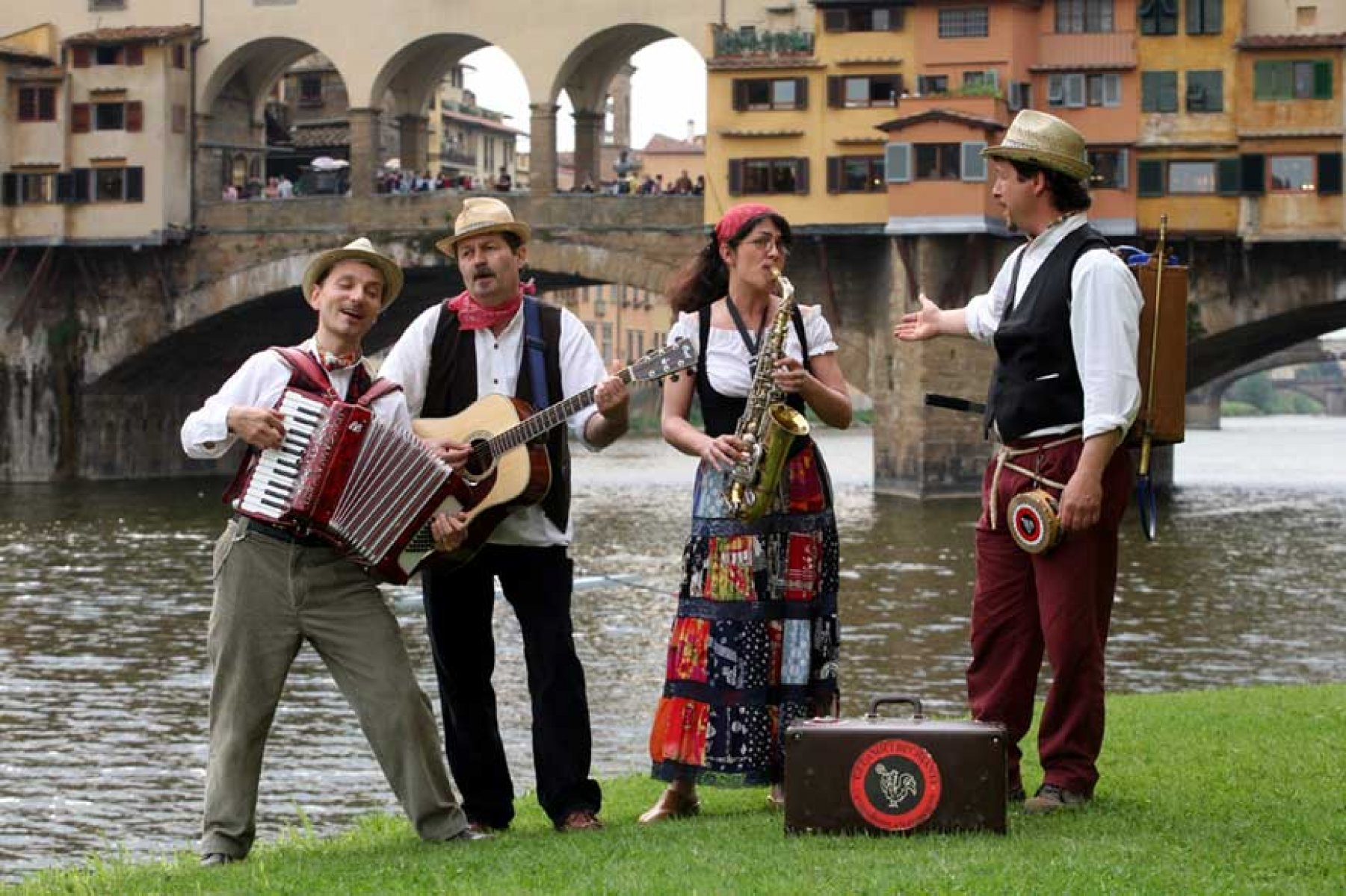 Traditional Italian Quartet